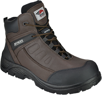 "Men's Avenger 6"" Composite Toe WP Metal Free Work Boot 7296"