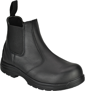 "Men's Avenger 6"" Composite Toe Metal Free Slip-On Work Boot 7408"