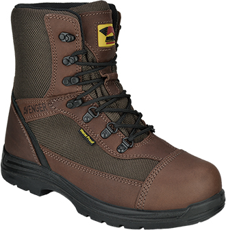 Men's Avenger Composite Toe WP/Insulated Work Boot 7486