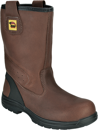 Men's Avenger Composite Toe Metal Free Wellington Work Boot 7410