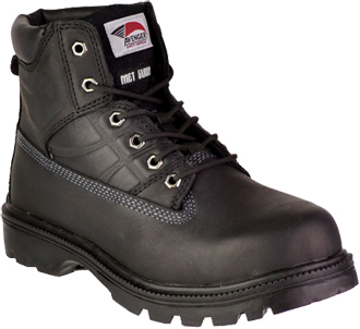 "Men's Avenger 6"" Steel Toe Metguard Work Boot 7300"