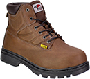 "Men's Avenger 6"" Steel Toe Metguard Work Boot A7302"
