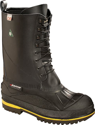 Men's Baffin Steel Toe Insulated Work Boot 9857-0998