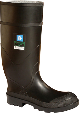 "Men's Baffin 15"" Steel Toe WP Rubber Work Boot 8057"