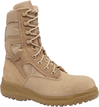 "Men's Belleville 8"" Steel Toe Military Boot (U.S.A.) 310ST"