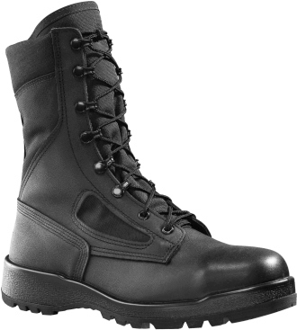 "Men's Belleville 8"" Steel Toe Military Boot (U.S.A.) 300TROPST"