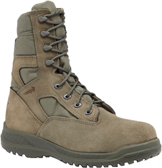 "Men's Belleville 8"" Steel Toe Military Boot (U.S.A.) 610ST"