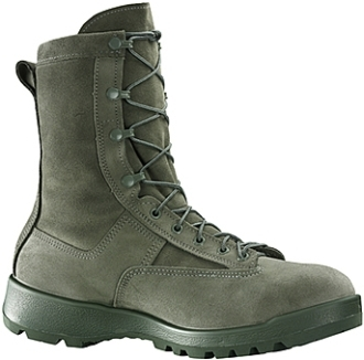 "Men's Belleville 8"" Steel Toe WP/Insulated Military Boot (U.S.A.) 675ST"