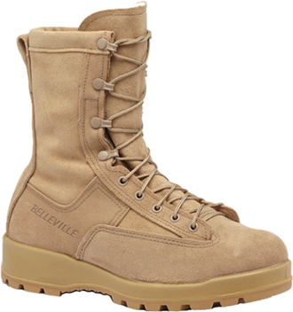 "Men's Belleville 8"" Steel Toe WP/Insulated Military Boot (U.S.A.) 775ST"