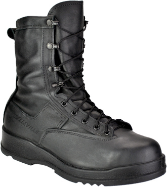"Men's Belleville 8"" Steel Toe WP/Insulated Military Boot (U.S.A.) 880ST"