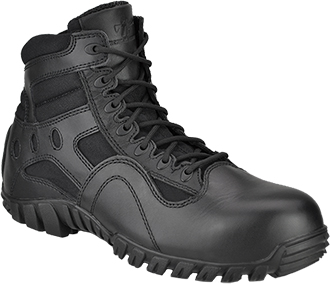 "Men's Tactical Research 6"" Composite Toe Metal Free Side-Zipper Boot TR966ZCT"