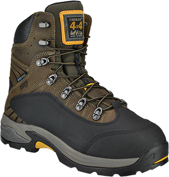 "Men's Carolina 7"" Aluminum Toe WP Metguard Work Boots CA5585"