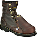 "Men's Carolina 8"" Steel Toe Metguard Boot (U.S.A.) 505"