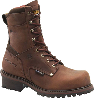 "Men's Carolina 9"" Steel Toe WP/Insulated Work Boot CA8508"