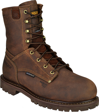 "Men's Carolina 8"" Composite Toe WP/Insulated Work Boot CA9528"