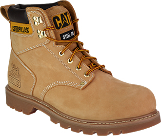 "Men's Caterpillar 6"" Steel Toe Work Boot P89162"