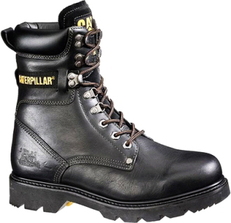 "Men's Caterpillar 8"" Steel Toe Work Boot P89366"