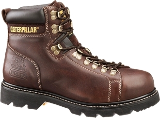 "Men's Caterpillar 6"" Steel Toe Work Boot P89370"