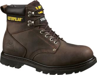 """Men's Caterpillar 6"""" Steel Toe Work Boot P89586"""