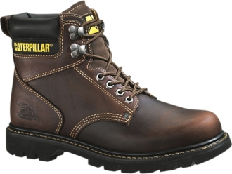 "Men's Caterpillar 6"" Steel Toe Work Boot P89817"
