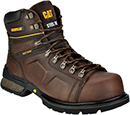 "Men's Caterpillar 6"" Steel Toe Work Boot CAT-P89858"
