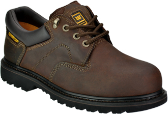 Men's Caterpillar Steel Toe Work Shoe P89702