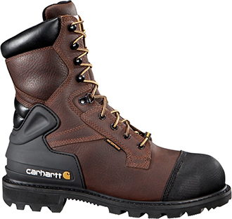 "Men's Carhartt 8"" Steel Toe WP/Insulated Work Boot CMR8859"