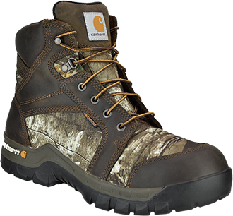 "Men's Carhartt 6"" Composite Toe WP Work Boot CMF6375"
