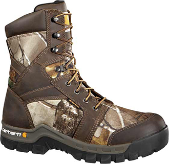 "Men's Carhartt 8"" Composite Toe WP/Insulated Work Boot CMF8379"