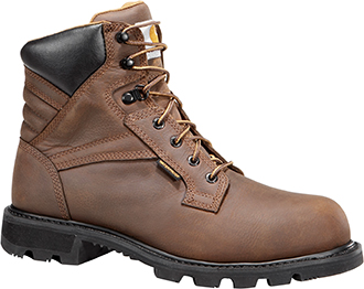 "Men's Carhartt 6"" Steel Toe WP Work Boot CMW6230"