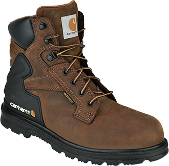 "Men's Carhartt 6"" Steel Toe WP Work Boot CMW6220"