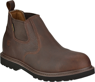 Men's Carhartt Steel Toe WP Slip-On Work Shoe CMS4200