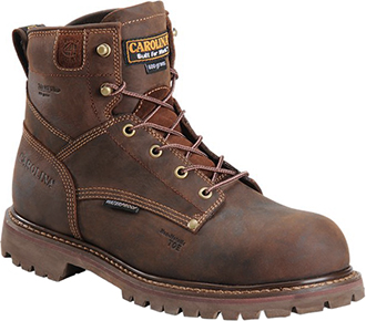 "Men's Carolina 6"" Composite Toe WP/Insulated Work Boot CA3532"