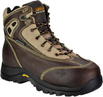 "Men's Carolina 6"" Composite Toe Metguard WP Hiker Work Boot CA7582"
