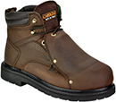 "Men's Carolina 6"" Steel Toe Metguard Work Boot 599"