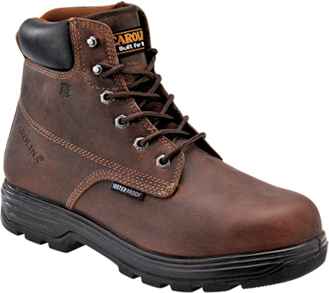 "Men's Carolina 6"" Steel  Toe WP Work Boot CA8506"