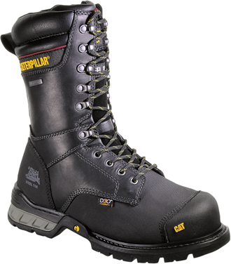 Men's Caterpillar Steel Toe WP Metguard Miner Work Boot P90248
