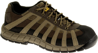 Men's Caterpillar Steel Toe Work Shoe P90294