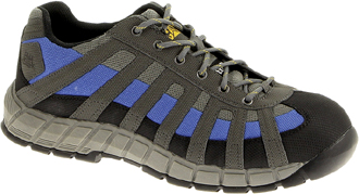 Men's Caterpillar Steel Toe Work Shoe P90297