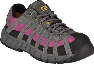 Women's Caterpillar Steel Toe Work Shoe P90299