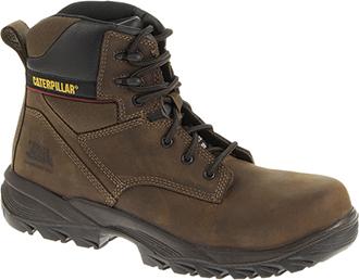 "Men's Caterpillar 6"" Composite Toe Work Boot P90332"