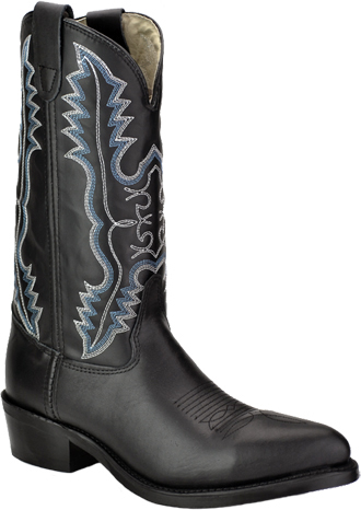 "Men's Double H 12"" Steel Toe Western Boot (U.S.A.) 2307"