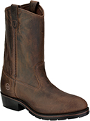 "Men's Double H 10"" Steel Toe Western Boot (U.S.A.) 2624"