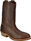 "Men's Double H 11"" Steel Toe Wellington Boot (U.S.A.) 2655"
