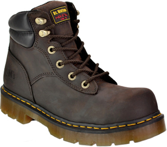 "Men's Dr. Martens 6"" Steel Toe Work Boot R14126202"