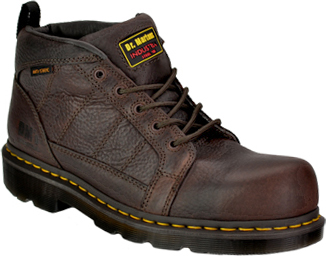 "Men's Dr. Martens 5"" Steel Toe Work Boot DMR12753201M"