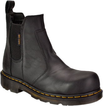 "Men's Dr. Martens 6"" Steel Toe Slip-On Work Boot R13348001"