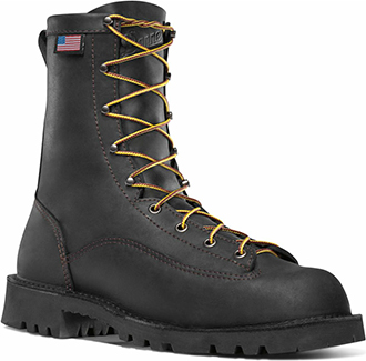 "Men's Danner 8"" Steel Toe Work Boots 15544"