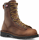 "Men's Danner 8"" Steel Toe Work Boots (U.S.A.) 15548"