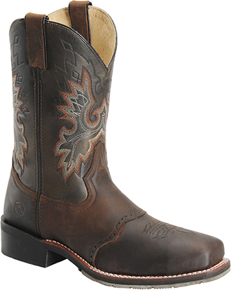 "Men's Double H 10"" Steel Toe Western Boot DH3658"